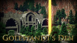 Golestandt's Den Minecraft Map & Project