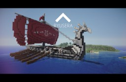 Hammerdrone Warship Minecraft Project