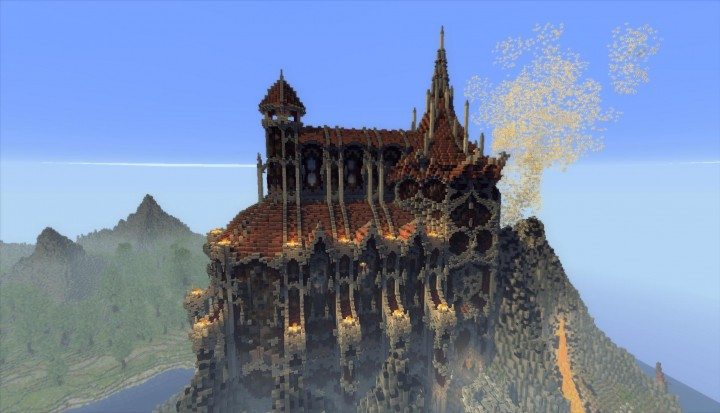 Things To Build In Minecraft Medieval Town