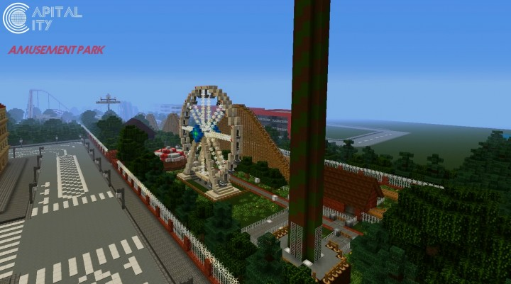 minecraft ps4 capital city download