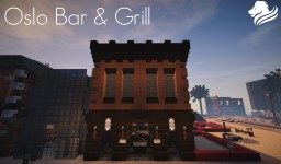 Oslo Bar & Grill | Wok Minecraft Map & Project