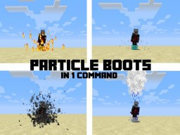 -=Particle Boots=-   {Custom Particle Effects} Minecraft Project