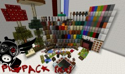 PIGPack [16x] 1.9 ready! Minecraft Texture Pack