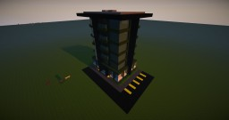 Hotel v2.0 - only one command - Minecraft vanilla 1.8+ Minecraft Project