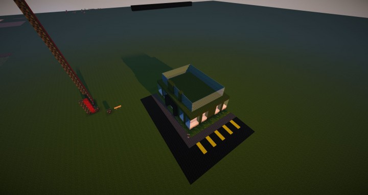 Only one command minecraft hotel server