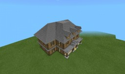 Creative mansion Minecraft