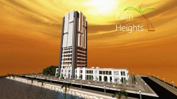Palm Heights : A Modern Skyscraper Minecraft