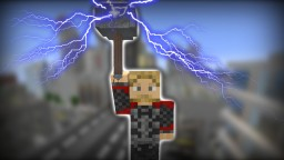Thor in Vanilla Minecraft Minecraft Map & Project
