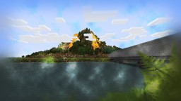The Volcano Minecraft Map & Project