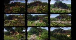 1st Hobbit Hole Bundle - Hobbiton Minecraft Map & Project