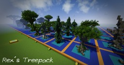 Rex´s Tree Pack Minecraft