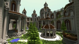 Baroque Lobby Minecraft Project
