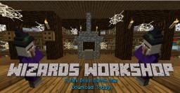Wizards Workshop [1.8 Minigame/Boss Battle] Minecraft Map & Project