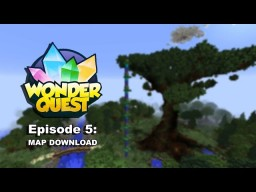 Wonder Quest - Stampy's New show - Map download