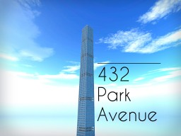 432 Park Avenue Minecraft Map & Project