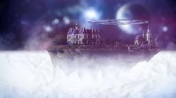 Le Château des Cieux Minecraft Project