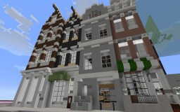 Minecraft Small Street Minecraft Map & Project