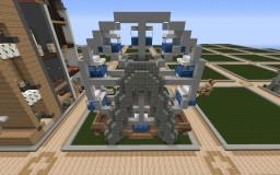 Minecraft Ferris Wheel! Minecraft Map & Project