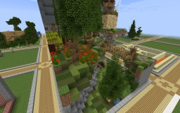 Minecraft Organic Plot! Minecraft Map & Project