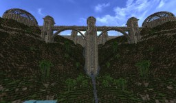 The Wall Castle Minecraft Map & Project
