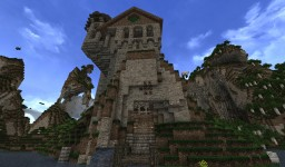 House in the Wilds Minecraft Project