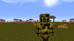 FNAF3 mod For Minecraft