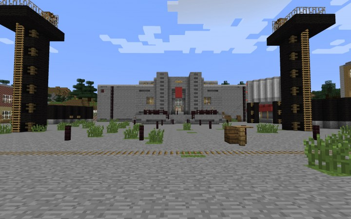 District 12 Justice Building