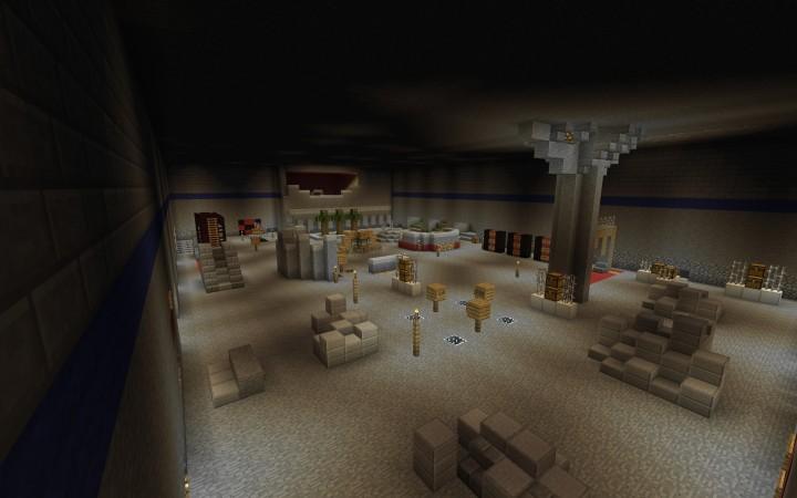 Inside Training Center