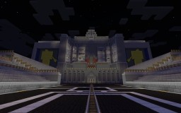 Unfinished Hunger Games Panem Project! (DOWNLOADABLE) Minecraft Map & Project