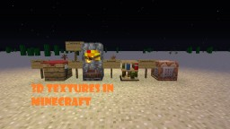 3D Craft Minecraft Texture Pack