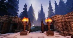 {K&G 3.5} Pithelm and Ironguard Minecraft Map & Project
