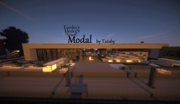 Eureka | Modern House - Modal by Tatsby Minecraft Project
