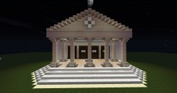 Rand's CourtHouse Minecraft Map & Project