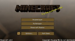 Rustic GUI Pack Minecraft Texture Pack