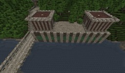 The Grand Bazaar of Arvis Minecraft Map & Project