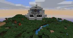 Cerberus mk3 heavy armoured fighter for minecraft Minecraft Map & Project