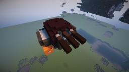 adjustable trajectory TNT cannon V4