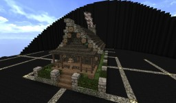 Small house no yard Minecraft Map & Project