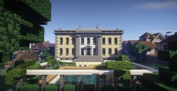Chateau de Lauzane, Clerlande (France) Minecraft Map & Project