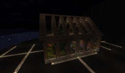 Greenhouse Minecraft Map & Project