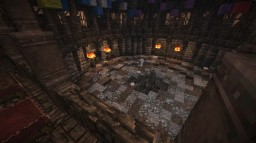 Medieval Fighting Pits Minecraft