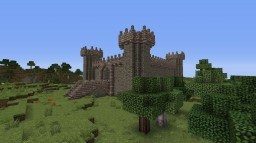Reyvaque Castle Minecraft Map & Project