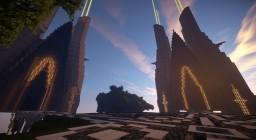 Elven Server Hub Minecraft Project