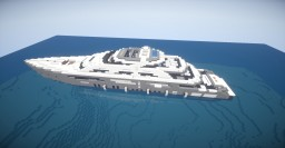 Super Yacht! Minecraft Map & Project