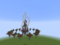 Small Skywars Arena Minecraft Map & Project