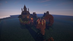TerraDesign - Elven Mini-Spawn Minecraft Project