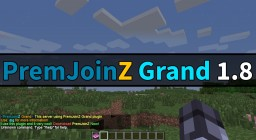 [Plugin] [1.7 - 1.8] PremJoinZ Grand - Change and colorize Join Message! [EN] Minecraft Mod