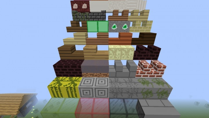 KSores Nice N Simple v1.0 for mc 1.8.5 Minecraft Texture Pack