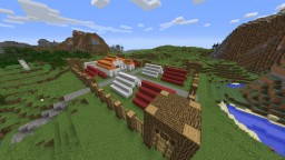 Small Roman Military Camp Minecraft Map & Project
