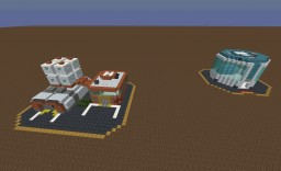 Voxel structure pack Minecraft Map & Project